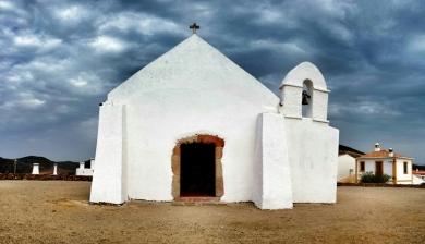 Carrapateira. Iglesia CM