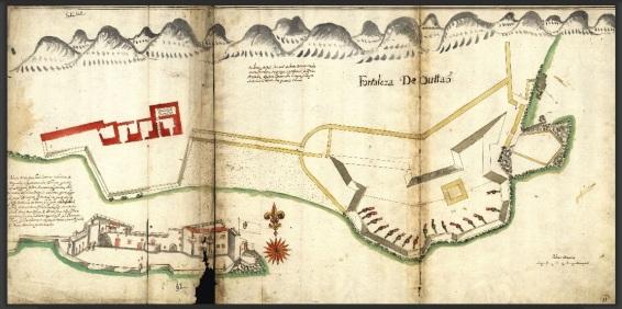Outao João Tomás Correia hacia 1700
