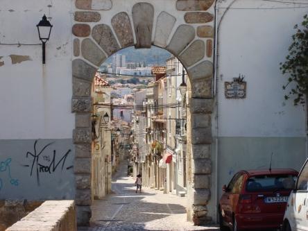 Porta Sao Sebastian