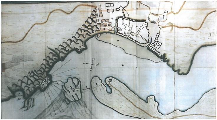 Setúbal Filipe Terzi, comenzos siglo XVII