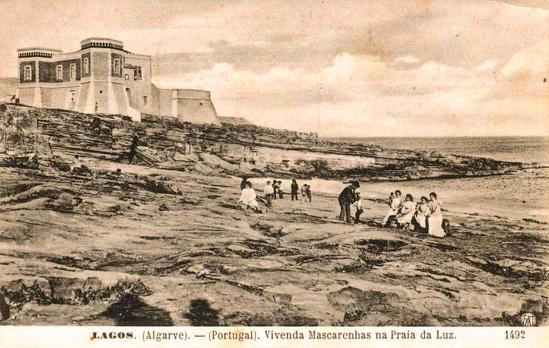 Vivienda Mascarenha - 1920