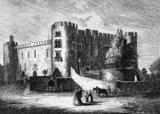 Castelo de Alvito Grabado