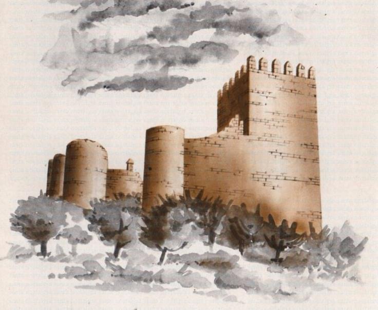 castelo de lousa