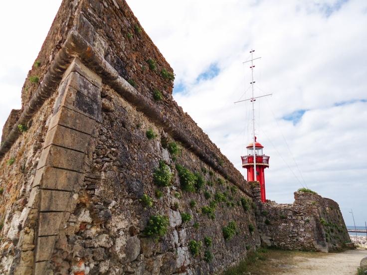 Forte Santa Catarina. Carlos Luís M. C. da Cruz