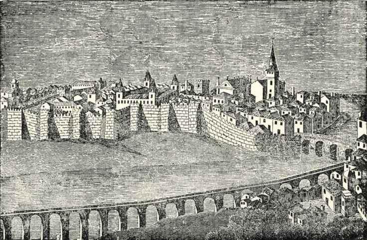 Murallas siglo XV