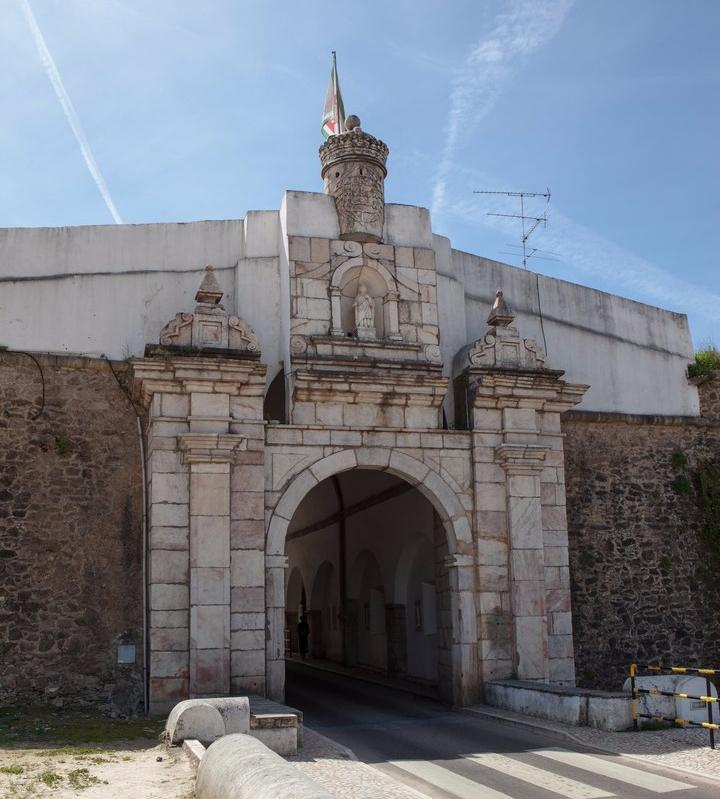 Porta Santa Catarina
