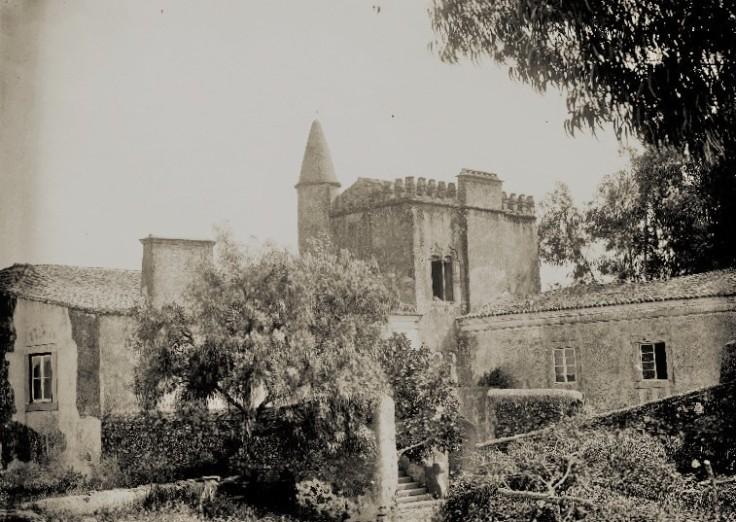 Torre da Giesteira 1904