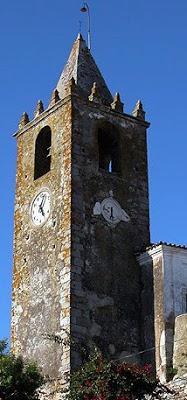 Cabeço de Vide - Torre do relógio 1