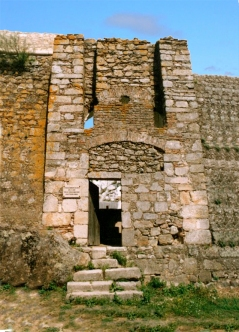Crato vista parcial muralla