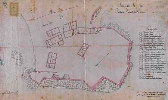 Forte Cabanas Planta