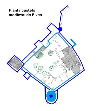 Planta Castelo