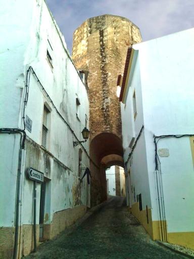 Porta Encarnacion y torreon
