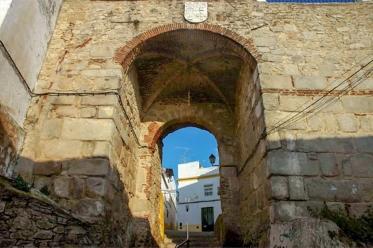 Puerta del Mirador