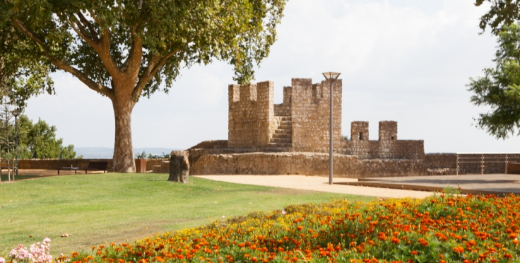 Castelo de Santarém-1