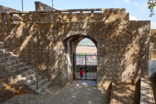 Castelo de Santarém-14