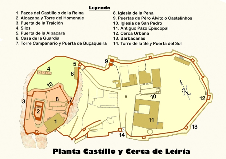 Planta-Castelo