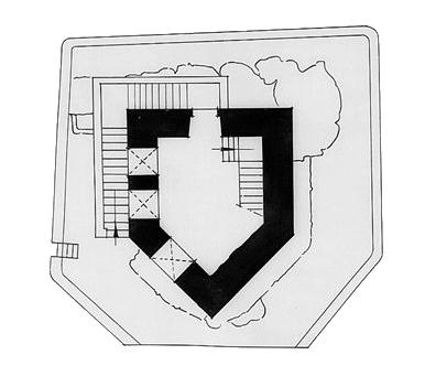 Planta torre de dornes 1951