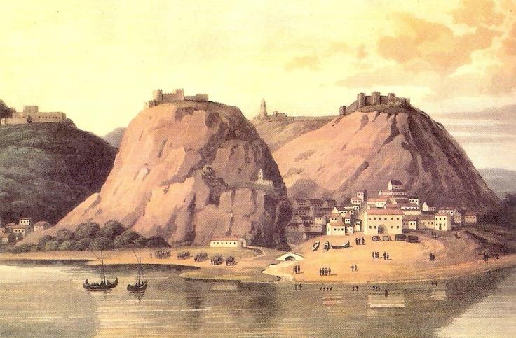 Ribeira de Santarém Inicios séc. XIX
