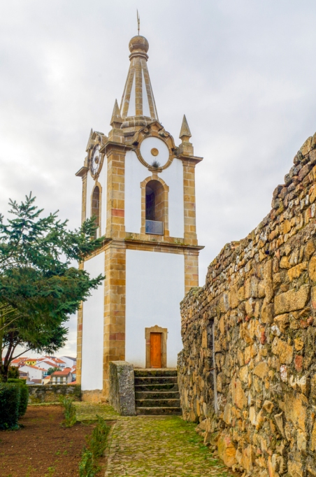 Torre del Reloj, Pinhel