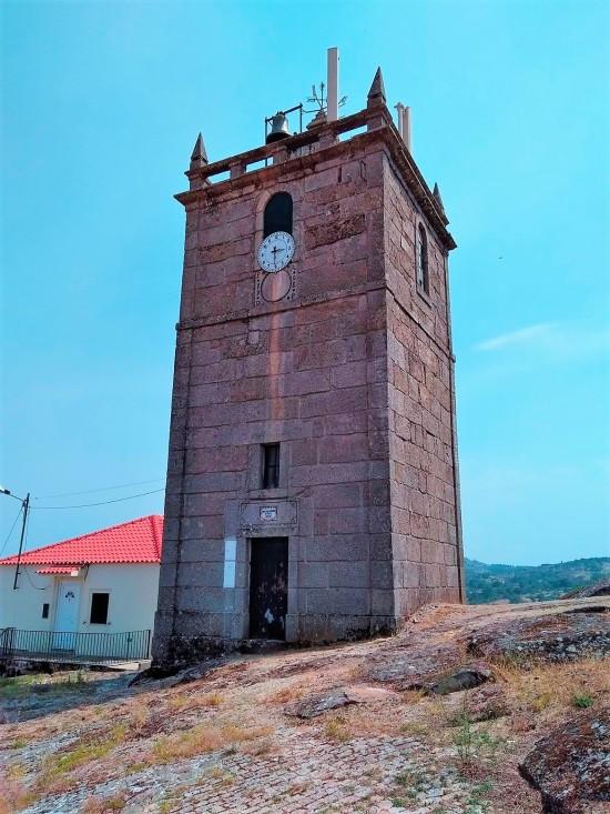 Torre Relógio Penela da Beria 1