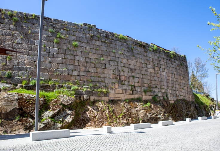 Troço de Muralha