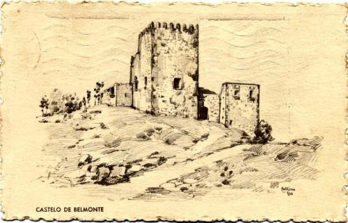 Belmonte Postal 1938