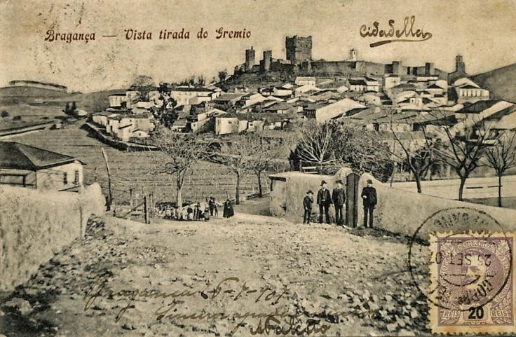 Bragança - Foto Antigua