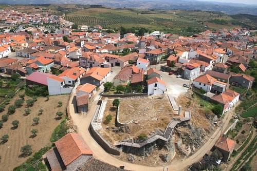Lugar del Castelo de Alfândega