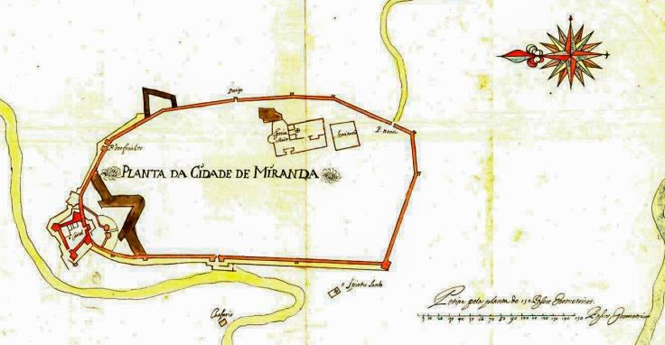Planta Miranda 1640