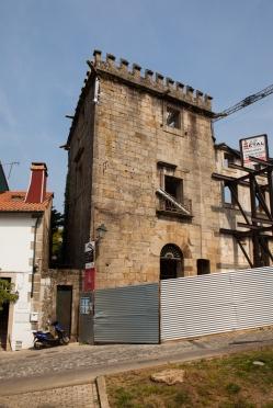 Casa Torreada dos Barbosa Obras de recuperación acoger Museu Vinho Verde