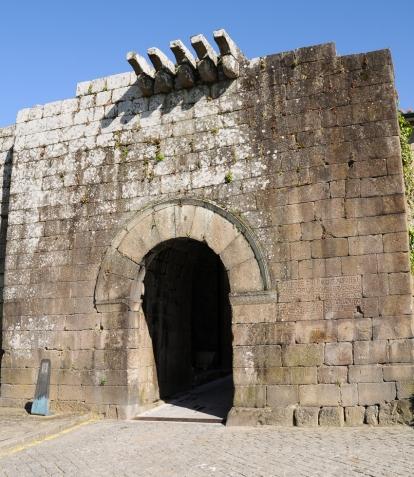 Melgaço Puerta de Abaixo cerca