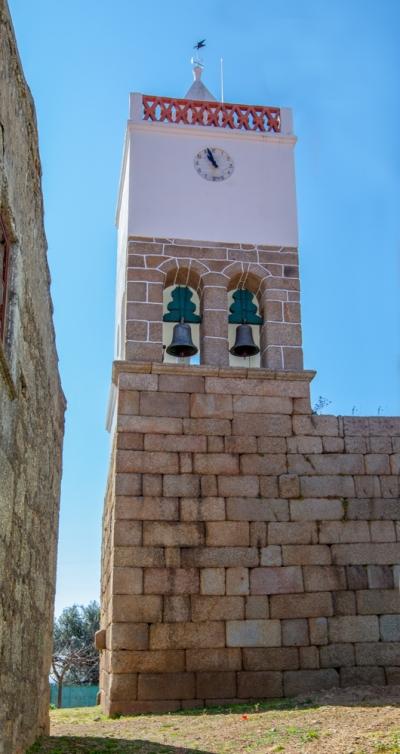 Torre Relogio Bemposta