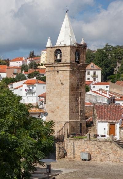 Torre Relogio Idnha-a-Nova