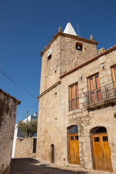 Torre Relogio Salvaterra