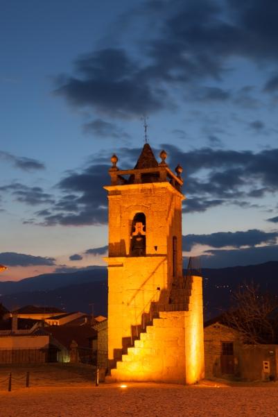 Torre sineira Belmonte