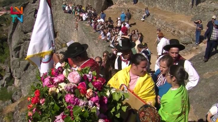Romería Fiesta Santa Cruz