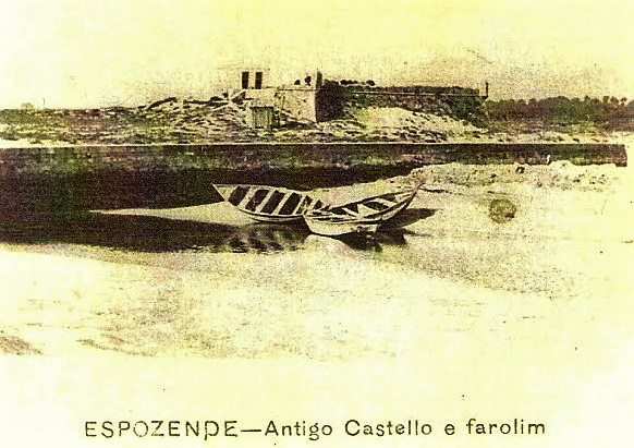 Fuerte de Esponsede 1900