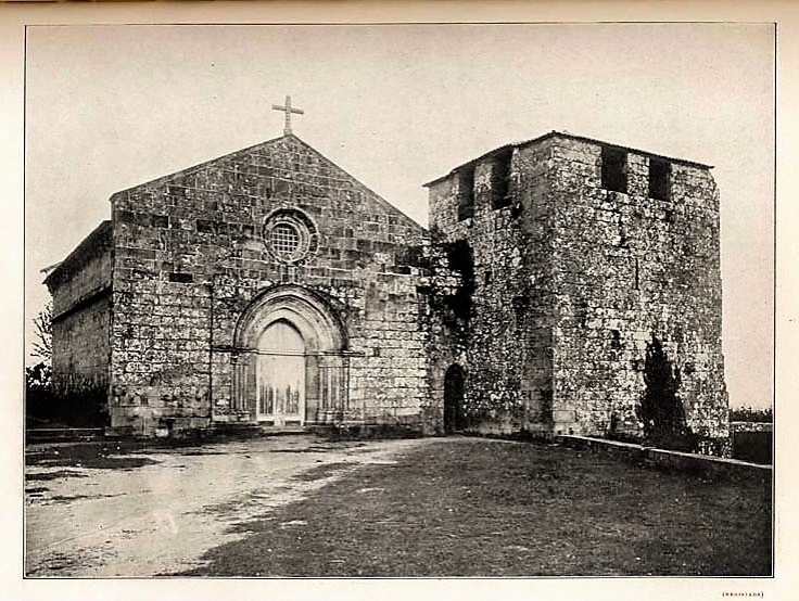Igreja Santa Maria de Abade de Neiva