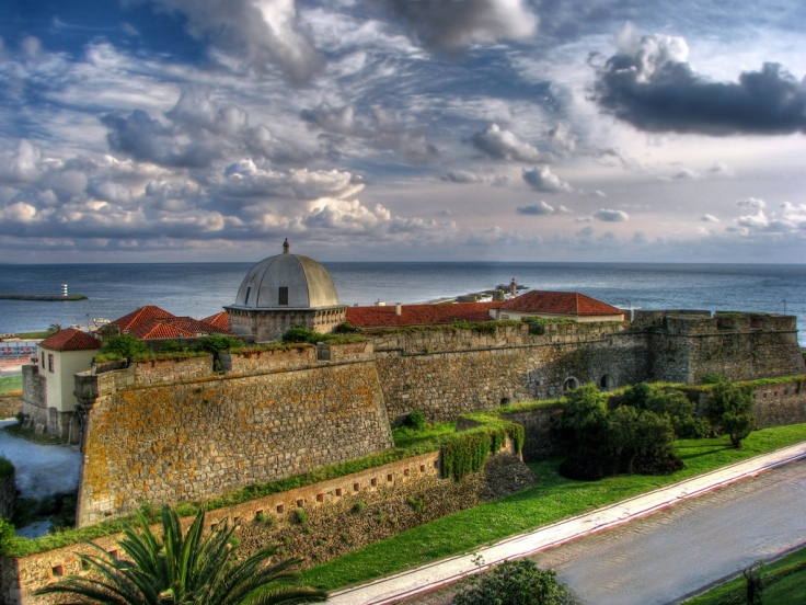 Forte São João Baptista-Alexandra