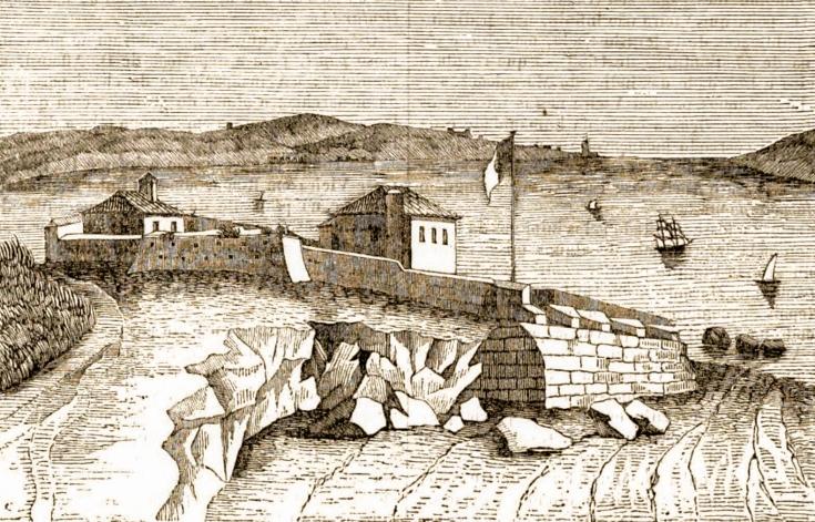 Forte Catalazate 1849