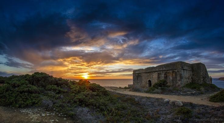 Forte de Milreu - Geocaching