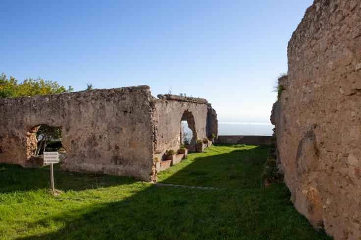 Muralhas Castelo de Povos-3