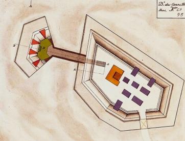 Forte de Zambujal 1814 Mafra
