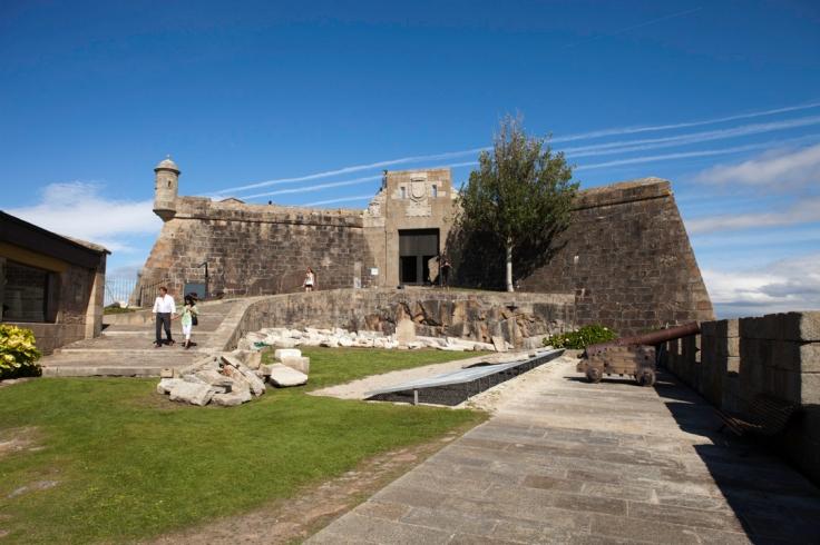 Castelo de San Antón-3