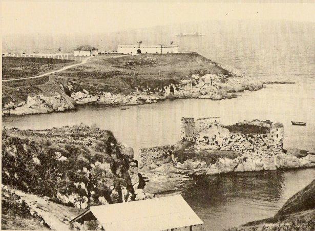 Castillo San Amaro 1912