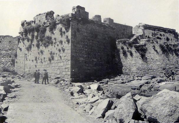 Castillo San Diego 1962