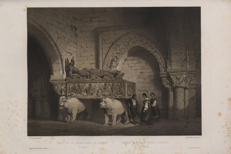 1850,_España_artística_y_monumental,_vistas_y_descripción_de_los_sitios_y_monumentos_más_notables_de_españa,_vol_3,_Sepulcro_de_Fernán_Pérez_de_Andrade_en_Betanzos
