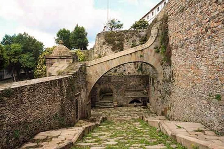Porta fontelonga turismo gal
